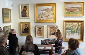 Kirpilä-museossa